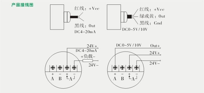 eja压力变送器如何接线